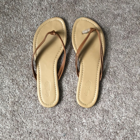 0457491848ca Charlotte Russe Shoes - Flip flops.